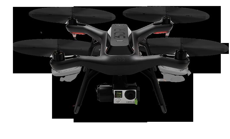 3d Robotics Solo Smart Drone Philm Gear