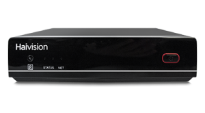 Haivision Set top box